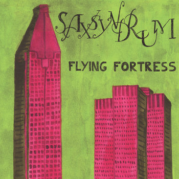 Flying Fortress cover art