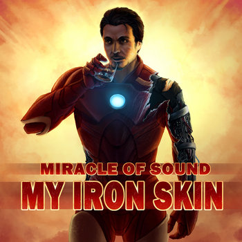 My Iron Skin cover art