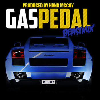 Gas Pedal remix cover art