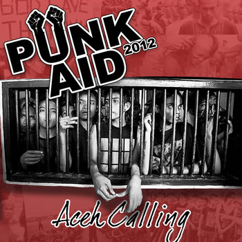PUNK AID: ACEH CALLING cover art