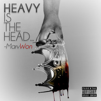 HEAVY IS THE HEAD... cover art