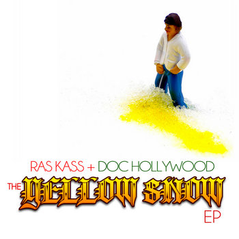 The Yellow Snow EP cover art