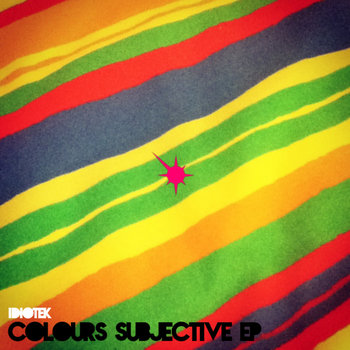 Colours Subjective EP cover art
