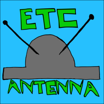 Antenna cover art