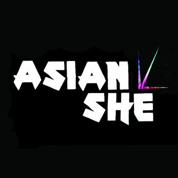 Asian She EP cover art