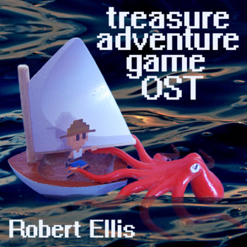 Treasure Adventure Game OST cover art