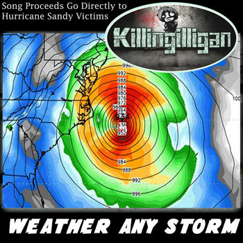 Weather Any Storm cover art
