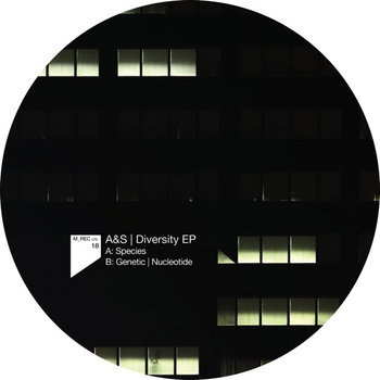 A&S – Diversity EP (M_Rec Ltd 18) cover art