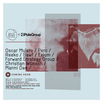 Mutual Appreciation Society: Perc Trax and Pole Group Recordings Team Up For EPs, Live Events