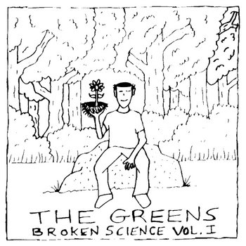 Broken Science, Vol. I cover art