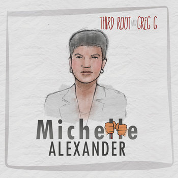 Michelle Alexander cover art