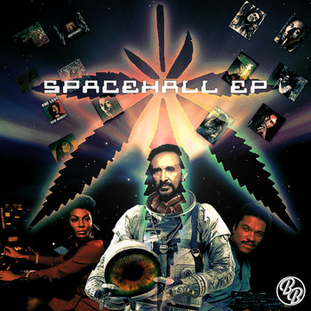 SPACEHALL EP cover art