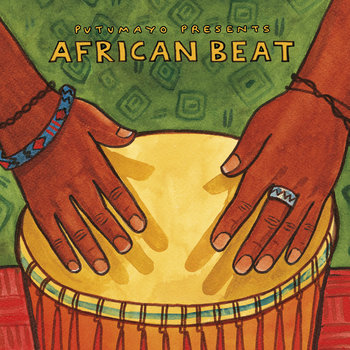 African Beat (Re-release) cover art