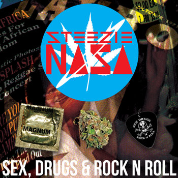 Sex, Drugs & Rock N Roll (Single) cover art