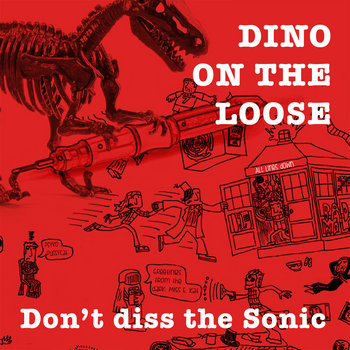 Don't diss the Sonic cover art