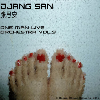 One Man Live Orchestra Vol3 (2012) cover art