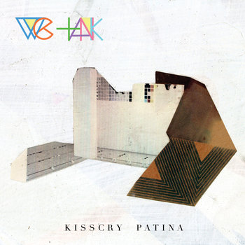 Kisscry Patina cover art
