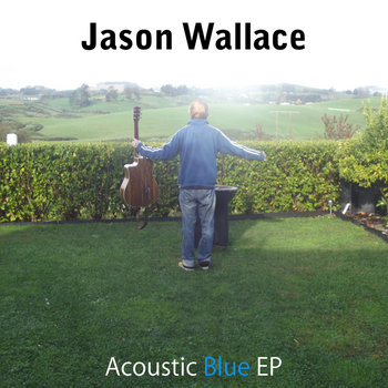 Acoustic Blue EP cover art