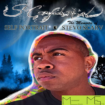 Self Portrait (The Memoirs of Stevo Scarv) cover art