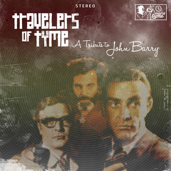 A Tribute to John Barry cover art