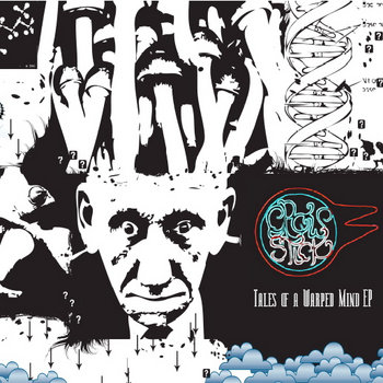 Tales Of A Warped Mind EP (2008) cover art
