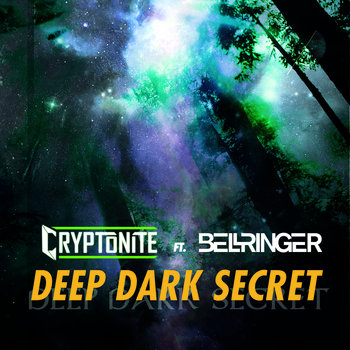 Deep Dark Secret cover art