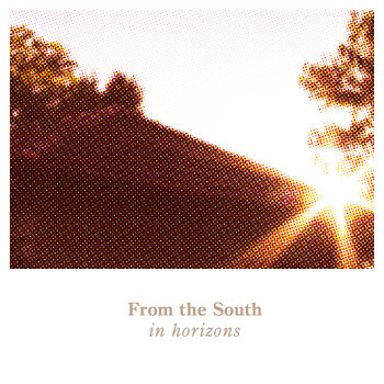 From The South - In Horizons cover art