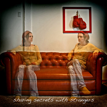 sharing secrets with strangers cover art