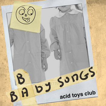 Ba ba baby songs cover art