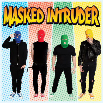 MASKED INTRUDER cover art