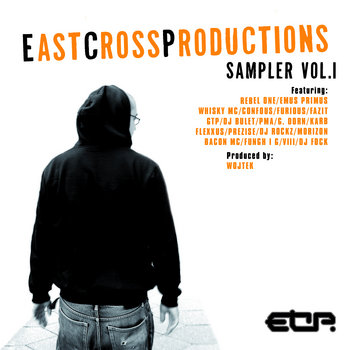 ECP Sampler VOL. I cover art