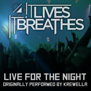 Live For The Night cover art