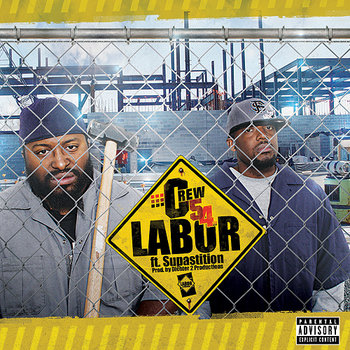 Labor ft. Supastition cover art