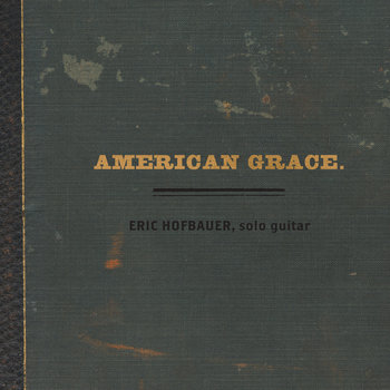 American Grace cover art