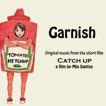 Garnish EP cover art