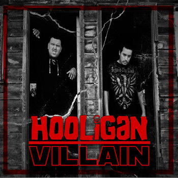 HOOLiGAN x VILLAIN cover art