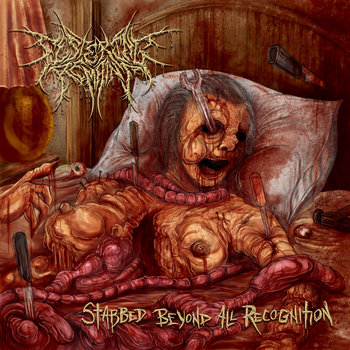 Stabbed Beyond all Recognition cover art