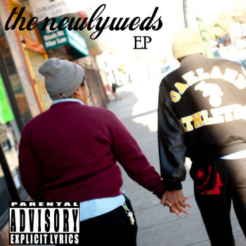 the newlyweds ep cover art