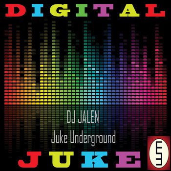 Digital Juke EP cover art
