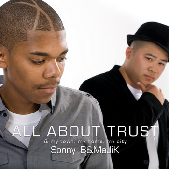 All About Trust (Single) cover art