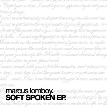 Soft Spoken EP cover art