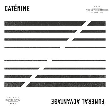 Caténine / Funeral Advantage cover art