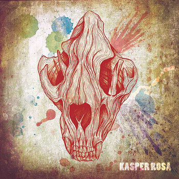 Kasper Rosa EP cover art