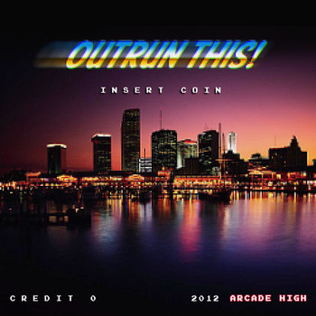 Outrun This! cover art