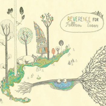 The Black Atlantic - Reverence for Fallen Trees (2009) cover art