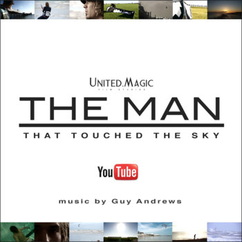 The Man that touched the sky (soundtrack) cover art