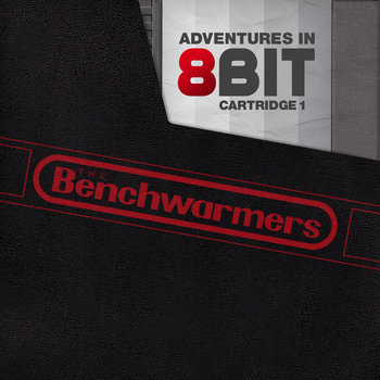 The Adventures in 8bit: Cartridge 1 cover art