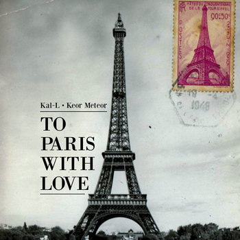 To Paris With Love cover art