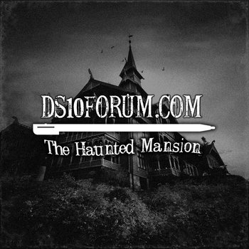 DS10Forum.com - The Haunted Mansion cover art