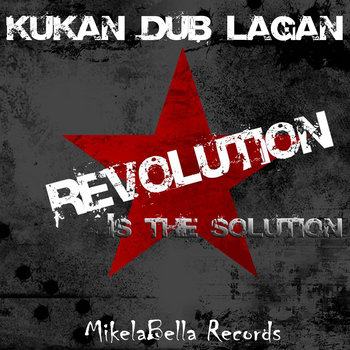 Revolution Is The Solution EP cover art